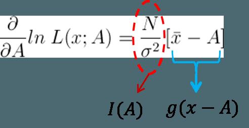 CRLB and efficient estimator