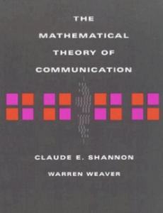 mathematical theory of communication claude e shannon